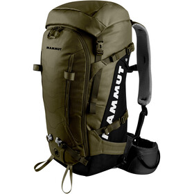 Mammut Trion Spine 50 Mochila, olive-black